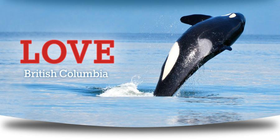 Love British Columbia