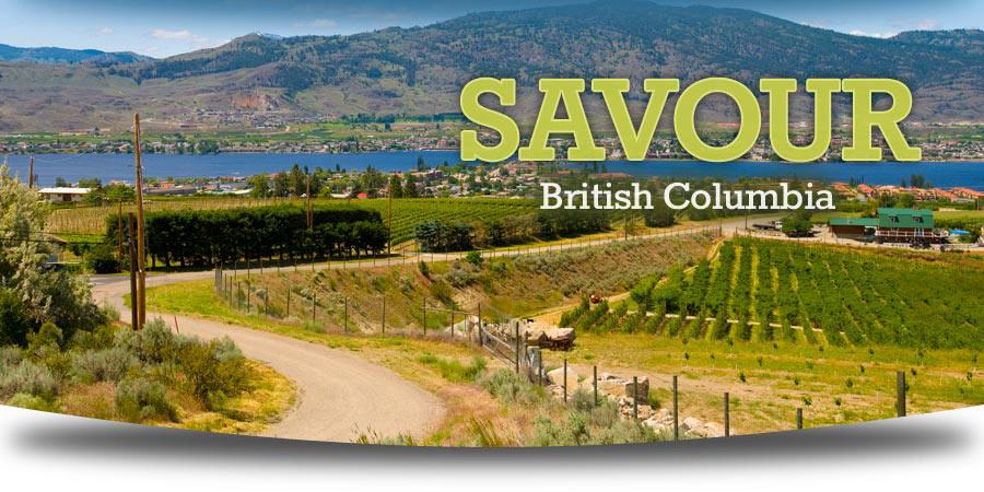 Savour British Columbia