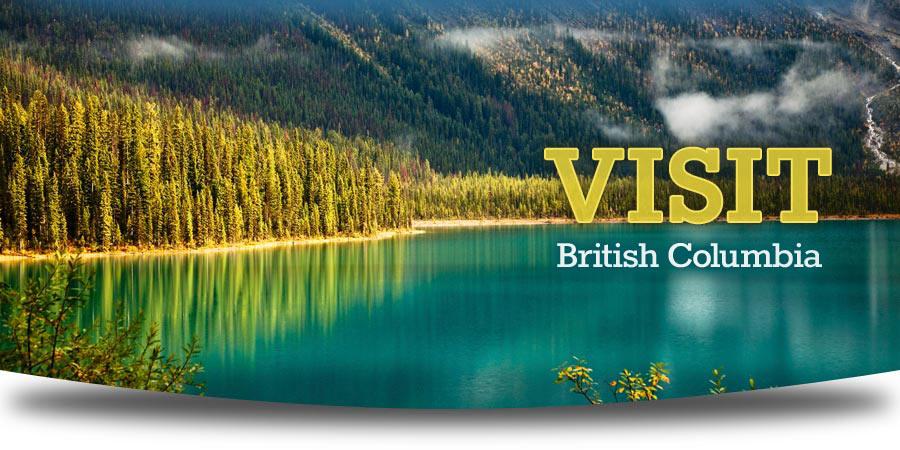 Visit British Columbia